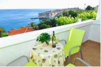 Villa Leoni - Studio avec Terrasse et Vue sur la Mer - Ploce