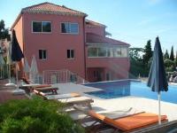 Vila Brasina - Apartment mit 1 Schlafzimmer, Balkon und Gartenblick - Zimmer Sveti Petar na Moru