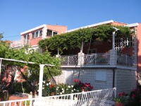 House Jelena - Double Room with Balcony and Sea View - Rooms Mlini