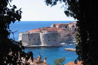 Suncana Apartments Dubrovnik - Single Room with Garden View - Rooms Ploce