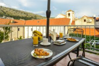 Alberto Apartments - One-Bedroom Apartment with Terrace - dubrovnik apartment old city