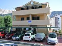 Apartments Mirica - Appartement 1 Chambre avec Balcon - Appartements Baska Voda