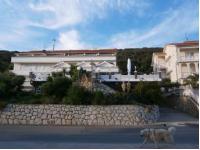Guest House Galeb - Klasična dvokrevetna soba s bračnim krevetom s pogledom na more - Sobe Ravni