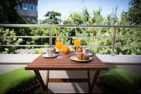 Villa Mia - Standard Apartment mit 1 Schlafzimmer und Balkon - Ist