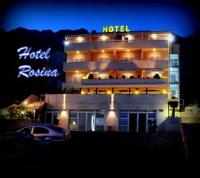 Hotel Rosina - Trokrevetna soba s balkonom - Sobe Makarska