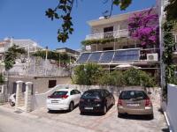 Apartments Jurica Hvar - Dvokrevetna soba s bračnim ili 2 odvojena kreveta i djelomičnim pogledom na more - Sobe Hvar