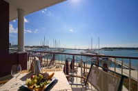 Hotel Nautica - Double Room with Balcony and Park View - Novigrad