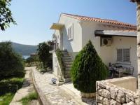 Guest House Pavkovic - Apartman s 1 spavaćom sobom s terasom - Slano