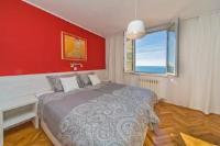 Villa Narona - Apartment mit 3 Schlafzimmern, einer Terrasse und Meerblick - Haus Gorica