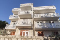 Mlini Apartments - Double Room with Balcony and Sea View - Rooms Mlini