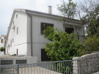 Apartments Cabrajac - Apartment mit 2 Schlafzimmern, einem Balkon und Meerblick - Ferienwohnung Krk