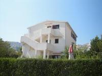 Apartments Tancabelic - Trosobni apartman s dvorištem - Apartmani Baska Voda