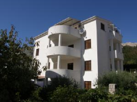 Apartments Magašić - Studio with Balcony - Baska