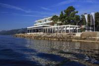 Hotel Bevanda - Relais & Chateaux - Dvokrevetna soba Superior s bračnim krevetom s pogledom na more - Sobe Opatija