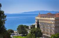 Smart Selection Hotel Palace Bellevue - Dvokrevetna soba s bračnim krevetom ili s 2 odvojena kreveta s kaučem na razvlačenje - Sobe Opatija
