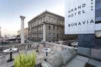 Grand Hotel Bonavia - Double Room with Balcony and Sea View - Rooms Cervar Porat