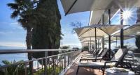 Remisens Hotel Kristal - Superior dvokrevetna soba s bračnim krevetom/2 odvojena kreveta i pogledom na more - Sobe Opatija