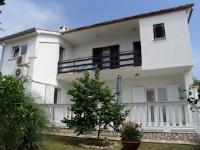 Villa Rosi - Apartman s 2 spavaće sobe s terasom - Krk