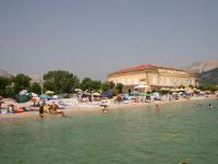 Hotel Tamaris - Dvokrevetna soba s bračnim krevetom ili s 2 odvojena kreveta - u potkrovlju - Baska Voda