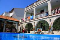 Apartments & Rooms Lo & Mar - Chambre Double avec Balcon - Vue sur Mer - Chambres Medulin
