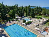 Hotel Pical - Standard Family Room with Park View - Rooms Porec