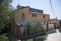 B&B Villa Istriana - Dvokrevetna soba s bračnim krevetom s terasom - Sobe Umag
