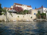 Villa Gverović - Duplex Two-bedroom Apartment with Terrace and Sea View - Zaton