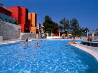 Albona Hotel & Residence - Apartment (4 Erwachsene) mit Balkon - Ferienwohnung Rabac