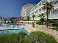 Miramar Hotel - Chambre Lits Jumeaux Standard avec Canapé et Balcon - Rabac