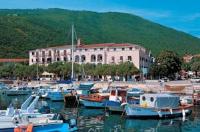 Smart Selection Hotel Mediteran - Trokrevetna soba s pogledom na more - Sobe Moscenicka Draga