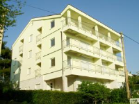 Apartments Petricevic - One-Bedroom Apartment with Balcony and Sea View - Selce