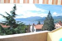 Rooms Marija - Double Room with Balcony and Sea View - Rijeka