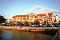 Hotel Miramare - Trokrevetna soba s balkonom i pogledom na more - Njivice