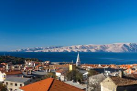 Apartments Laura - Economy Twin Room with Sea View - Rooms Senj