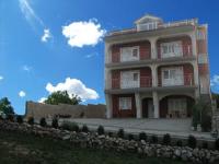 Guesthouse Barica - Dvokrevetna soba s bračnim krevetom s balkonom - Sobe Crikvenica