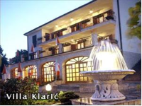 Villa Klaric - Chambre Simple - Lovran