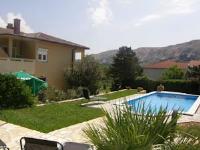 Apartments Nada - Appartement 2 Chambres avec Terrasse - Appartements Baska Voda