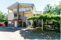 Apartments Posavec - Apartment mit 1 Schlafzimmer und Meerblick - Haus Podgora