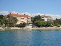 Villa Tiha - One-Bedroom Apartment with Balcony and Sea View - Silo
