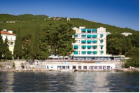 Smart Selection Hotel Belvedere - Standard Twin Room with Sea View - Rooms Opatija