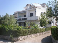 Apartments Lukacic - Studio with Terrace and Sea View (2 Adults) - Apartments Krk