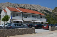 Apartments Fran - Studio with Terrace - Baska