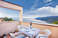 Apartments Agava - Two-Bedroom Apartment with Terrace and Sea View - Sveti Petar Apartment