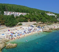 Girandella Tourist Village - Standard Double Room with Park View - Rooms Rabac