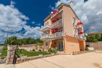 Apartments Villa Americana - Apartman s 1 spavaćom sobom s balkonom i pogledom na more - Apartmani Cervar Porat