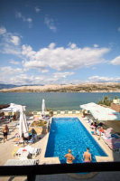Hotel Plaza - Double Room with Transfer to Zrce Beach - Chambres Pag