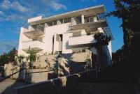 Apartments Kan - Apartman s 1 spavaćom sobom s balkonom i pogledom na more - Pjescana Uvala