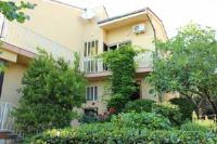Apartment Olga - Apartment mit 1 Schlafzimmer, Terrasse und Meerblick - Ferienwohnung Novi Vinodolski