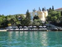 Villa Mare Crikvenica - Chambre Double avec Terrasse & Vue sur Mer - Chambres Crikvenica