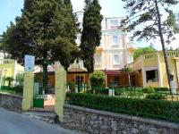 Hotel Vila Ruzica - Dvokrevetna soba s bračnim krevetom na morskoj strani - Sobe Crikvenica